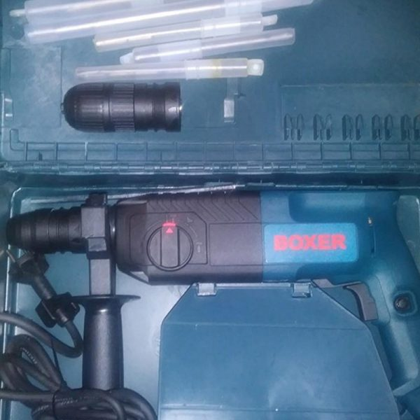 Перфоратор Boxer BX154 мощность 2800W SDS +