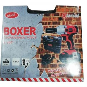 Гайковерт аккумуляторный Boxer X-107 300 Нм 20,4 V