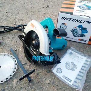 Аналог Makita пила дисковая 1600вт SHTENLI 5704R электропила паркетка